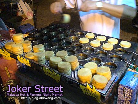 melaka jonker street, jonker street food, jonker street